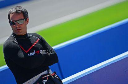 Juan Pablo Montoya, en agosto en Fontana, California.