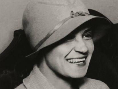 Tina Modotti (1896-1942).