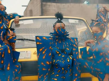 La reina del afropop, Yemi Alade, canta al verdadero amor.