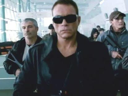 """Van Damme: """"¿Quién va a hacer de malo mejor que yo?"""""""