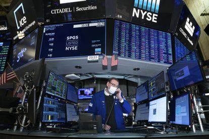 Las SPAC están triunfando en la Bolsa de Nueva York.
