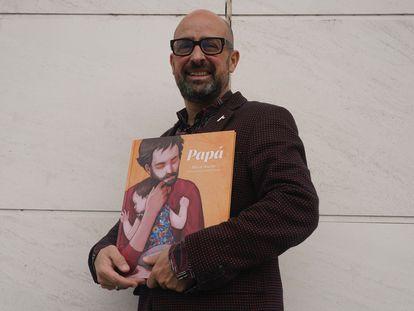 Ritxar Bacete publica 'Papá', en el que profundiza en 25 modelos de paternidad a través de personajes