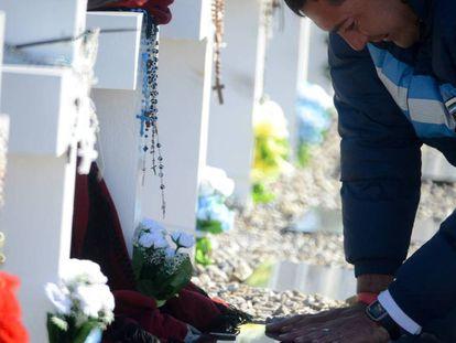 Las tumbas con nombre, un cierre de la guerra de Malvinas 36 años después