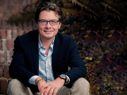 Alejandro Gaviria, exrector de la Universidad de Los Andes y candidato a la presidencia de Colombia.