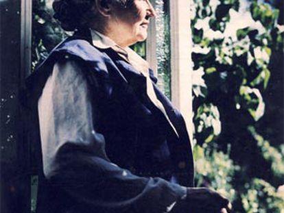 Doris Lessing, la escritora combativa