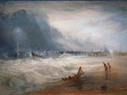 Obra de William Turner.