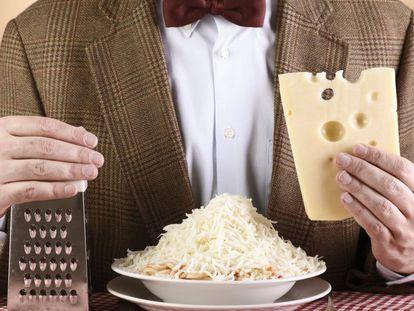 El queso, ese gran invento de la humanidad al que no le sacamos el mejor provecho.