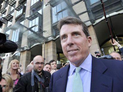El exconsejero delegado de Barclays, Bob Diamond.