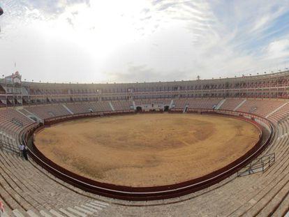 La idea es emplear solo el ruedo de la plaza de toros de El Puerto, restaurada en 2016, para acoger conciertos de carácter íntimo.