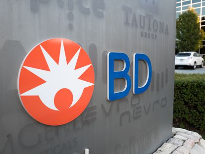 La sede principal de Becton Dickinson en California.