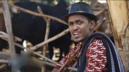 El cantante oromo Haacaaluu Hundeessa asesinado en Addis Abeba.