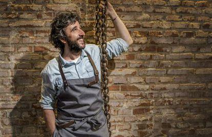 El chef Diego Guerrero.