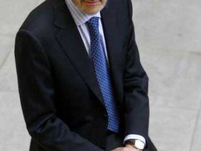 El secretario general del PSOE, Alfredo Pérez Rubalcaba.
