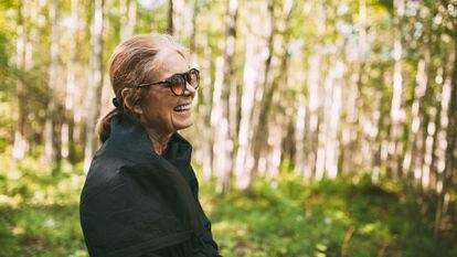 Gloria Steinem,  foto de Carly Romeo and Co