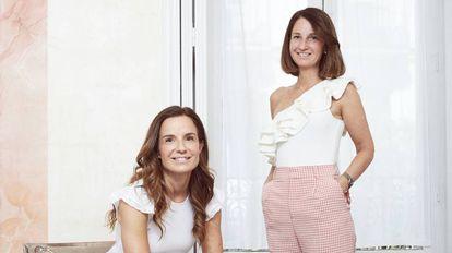 Lucía Portillo (Santander, 1975), licenciada en Farmacia, fue visitadora médica, gerente de un laboratorio de cosmética y product manager. Teresa Portillo (Bilbao, 1972), licenciada en Psicología, trabajó como 'coach' profesional y gestionó empresas de servicios.