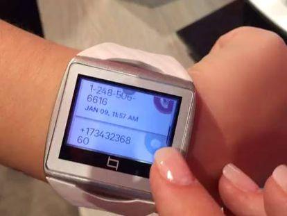 Toq, el reloj con pantalla de tinta electrónica en color.