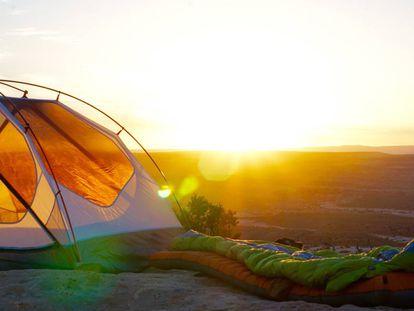 Las mejores tiendas de campaña y accesorios para ir de camping