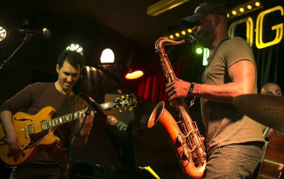 Directo en el Bogui, donde apuestan por el jazz.