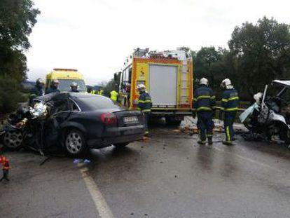 El 6,3% de los accidentes declarados a las compañías son falsos, según el barómetro del Fraude en el Seguro de Autos de Línea Directa