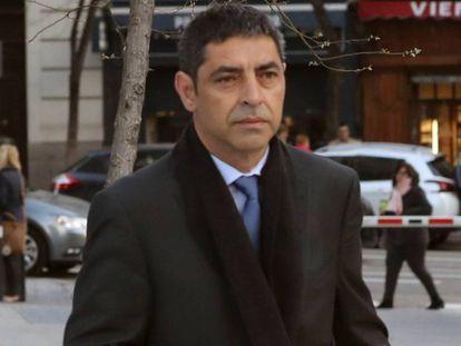 La juez Lamela envía a juicio por sedición a Trapero y a la cúpula de los Mossos