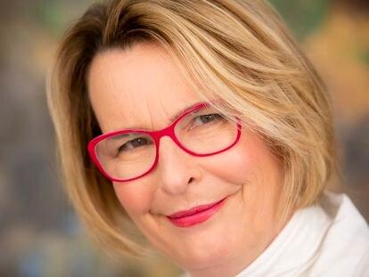 Natalia Menéndez, directora del Teatro Español.