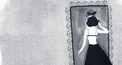 Una de las ilustraciones de 'El día señalado'.