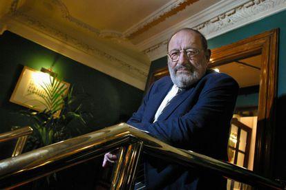 Umberto Eco, en una imagen de archivo.