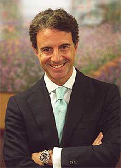 El ministro Juan Costa.
