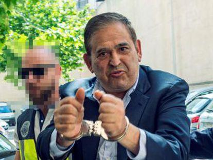 Así fue detenido el propietario de Altos Hornos de México, Alonso Ancira, en Palma de Mallorca vinculado al 'caso Odebrecht' en México