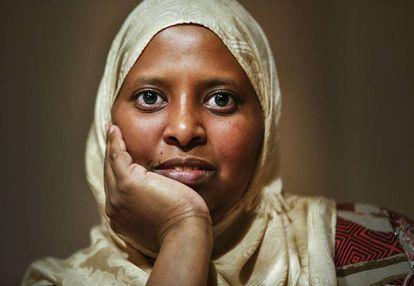 Fatuma Ahmed Ali, activista contra la ablación.