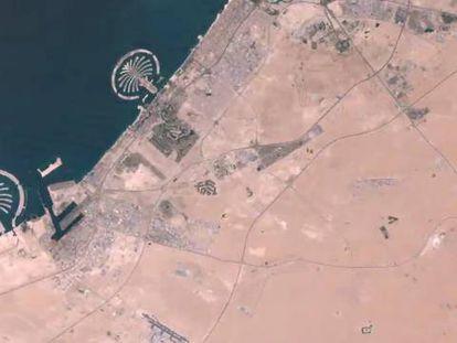 Los cambios de la Tierra, según Google Earth