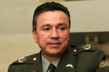 El general Mauricio Santoyo