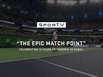 Cadena de televisión SporTV. 'Un punto de partido épico'. Agencia BBDO, EE UU