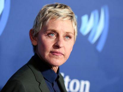 Ellen DeGeneres, en una gala en Beverly Hills, California, en marzo de 2015.
