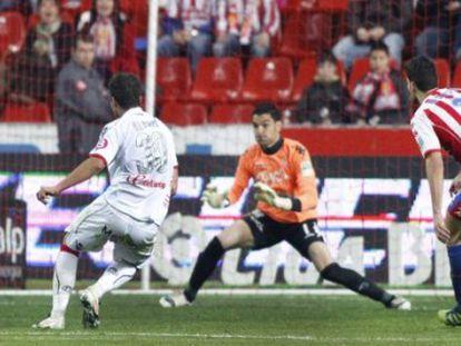 El Mallorca remata al Sporting