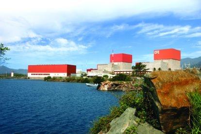 La central nuclear Laguna Verde, en una imagen de archivo de 2013.