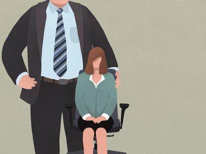 Las mujeres suelen sufrir más este tipo de situaciones, advierte el psicólogo laboral Sergio Edú.