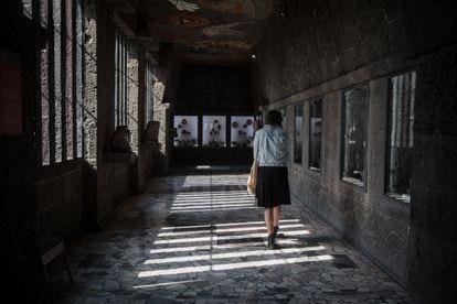 Museo Diego Rivera Anahuacali en Coyoacán, Ciudad de México.