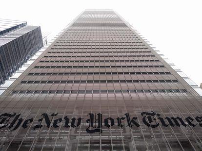 Una columna de Kevin Roose, periodista de tecnología del New York Times, ha sido el primer artículo vendido por el periódico en NFT.