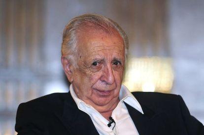 Vicente Leñero, en 2011.