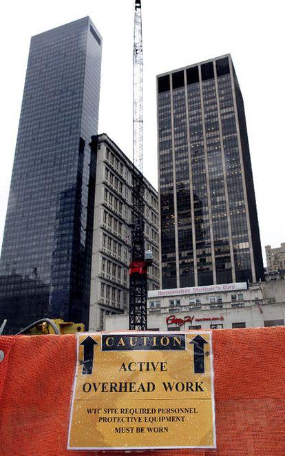 Así está la Zona Cero de Nueva York casi 10 años después del 11-S