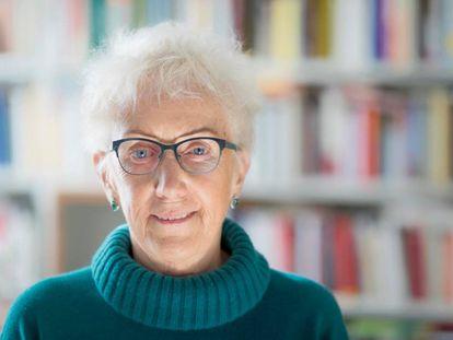 Lucetta Scaraffia, historiadora y directora del mensual femenino de L'Osservatore Romano.