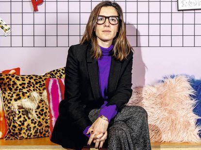 María Raga, CEO de Depop.
