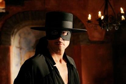El Zorro, personaje creado en 1919 por Johnston McCulley.
