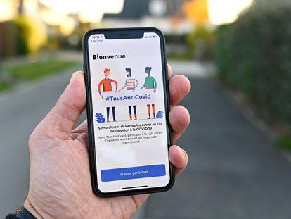Francia ha lanzado TousAntiCovid, una nueva aplicación de rastreo, tras constatar el fracaso de la original, StopCovid