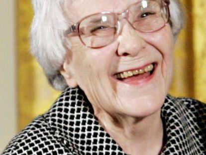 Harper Lee, en 2007
