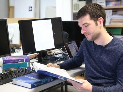Raúl Mur, premio Jóvenes Investigadores Informáticos de la Fundación BBVA y la Sociedad Científica Informática de España.