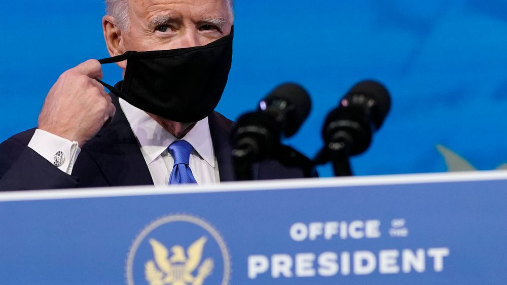El Colegio Electoral confirma la victoria de Joe Biden en las presidenciales de Estados Unidos