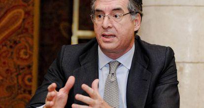 Ignacio Sánchez-Asiaín, en una imagen de archivo.