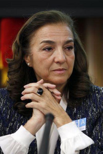 La secretaria de Estado de Investigación, Carmen Vela.